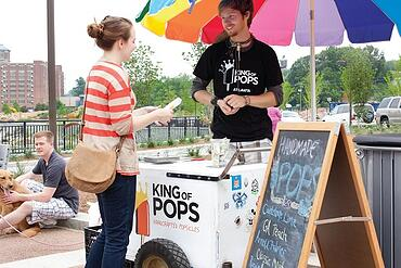 Tenant Spotlight - King of Pops